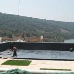 Wzmacnianie izolacji basenów - polimocznik