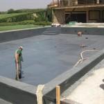 Hydroizplacja basenów - polimocznik