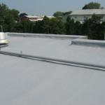 Polimocznik znajduje również sastosowanie w rehabilitacji dachów.