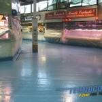 Podłoga przemysłowa - Polimocznik