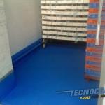 Polimocznik - podłoga przemysłowa