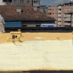 System dachowy - hydroiolacja dachu płaskiego