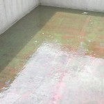 Hydroizolacja tarasu - natrysk izolacyjny
