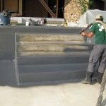 Hydroizolacja basenów - polimocznik